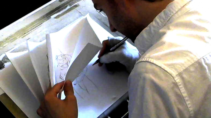 E Nick Animating